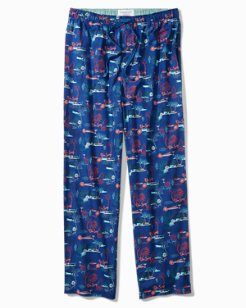 Palm Springs Woven Lounge Pants