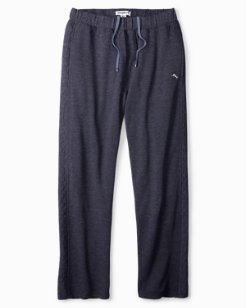 Quilted French Terry Lounge Pants