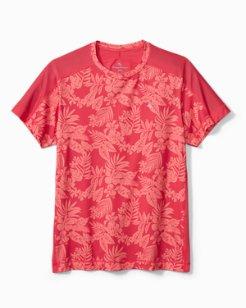 Print Jersey Tech T-Shirt