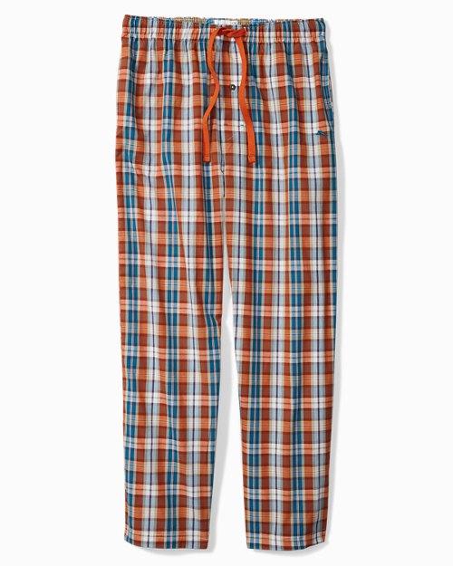 Big & Tall Fall Plaid Lounge Pants