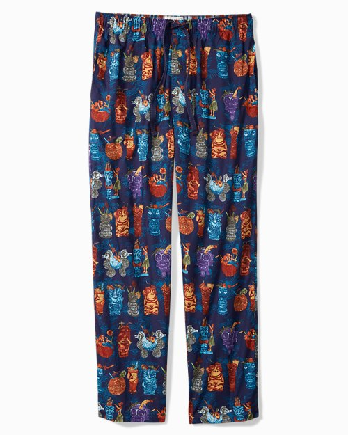 Tiki Cups Lounge Pants