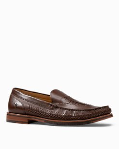 Hasslington Leather Slip-On Shoes