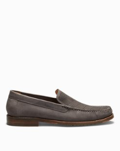 Felton Nubuck Slip-On Shoes