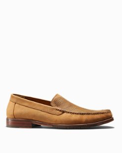 Felton Nubuck Slip-On Shoes