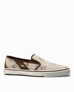 Printed Pacific Ridge Slip-On Shoes