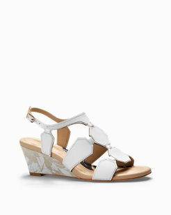 Ivy Beach Wedge Sandals
