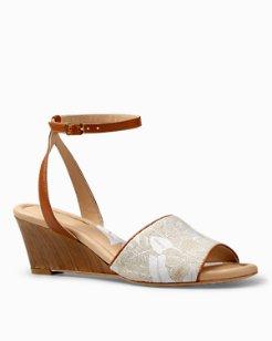 Ivy Walk Wedge Sandals
