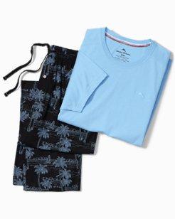 Scenic Lines Pajama Set