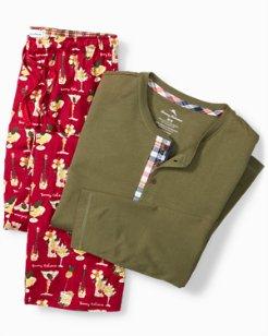 Holiday Cheer Pajama Set