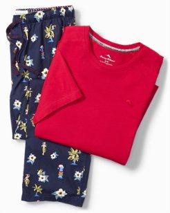 Tiki Hula Pajama Set