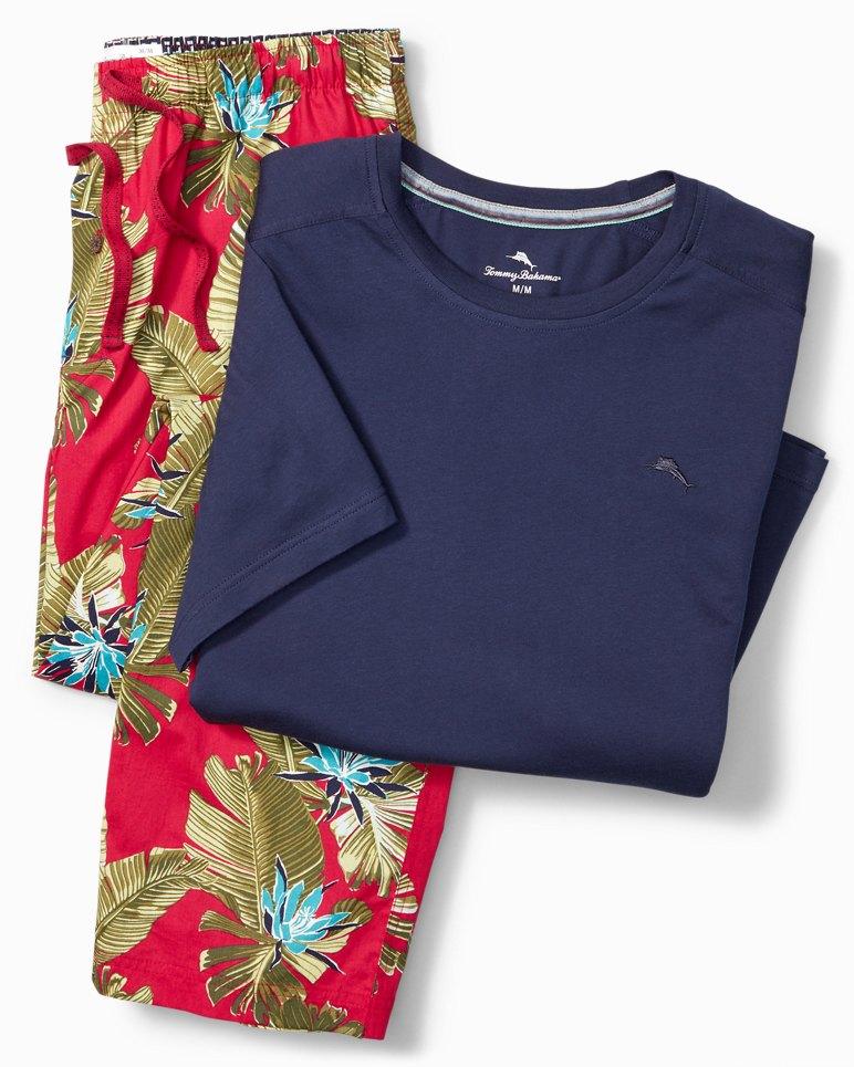 Main Image for Hawaiian Floral Pajama Set
