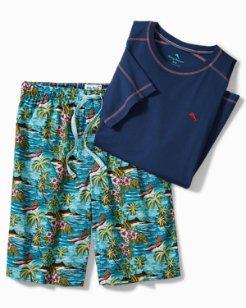 Mystic Island Loungewear Set
