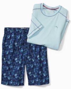 Tropical Liqueurs Loungewear Set