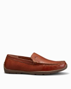Orion Leather Venetian Slip-On Shoes