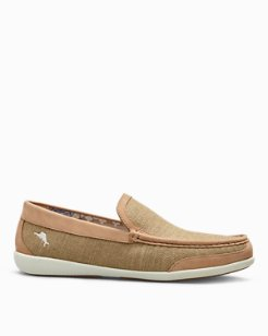 Taormina Canvas Slip-On Shoes