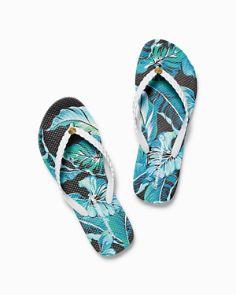 dcc1ac05d602 Whykiki Pineapple Flip Flops