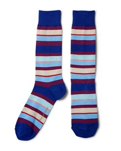 Sailing Stripe Socks