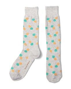 Playful Piña Socks