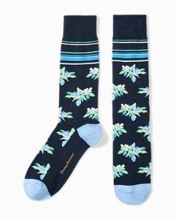 Nani Mala Floral Socks
