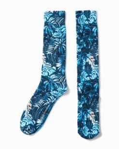 Beachy Blues Sublimated Socks