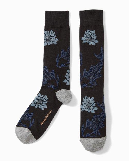 Don't Be Koi Socks
