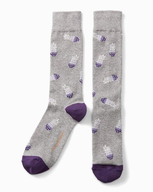 Ombré Pineapple Socks
