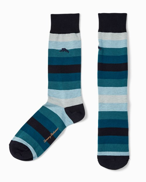 Ombré Stripe Socks