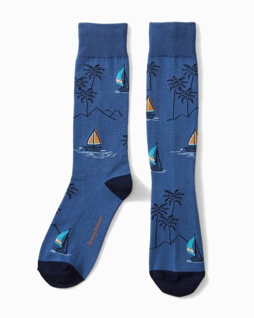 Sea-Nic Day Socks