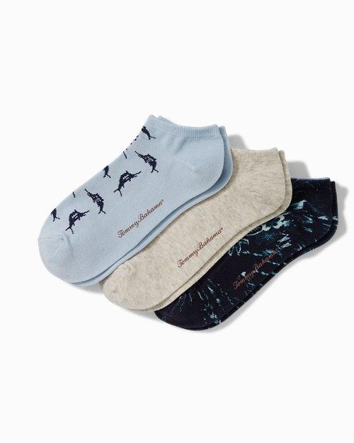 Sea Ya Later Socks - 3-Pack