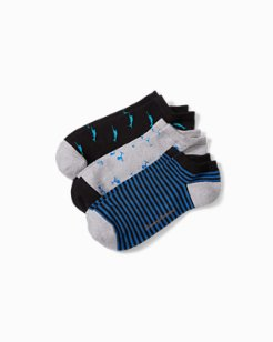 All-Over Print Socks - 3-Pack