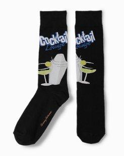 Cocktail Lounge Socks