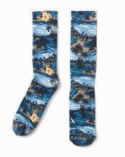 Waikiki Sail Socks