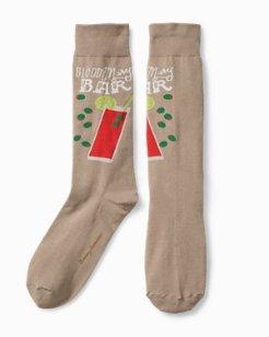 Bloody Mary Bar Socks