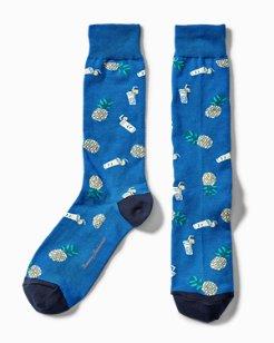 Piña Cool-Ada Socks