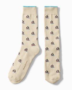 It's A-Boat Time Socks