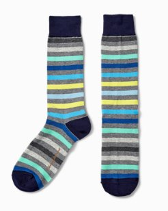 Shaka Stripe Socks