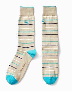Bahia Stripe Socks