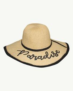 Paradise Beach Hat
