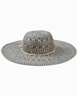 Island Navy Beach Hat