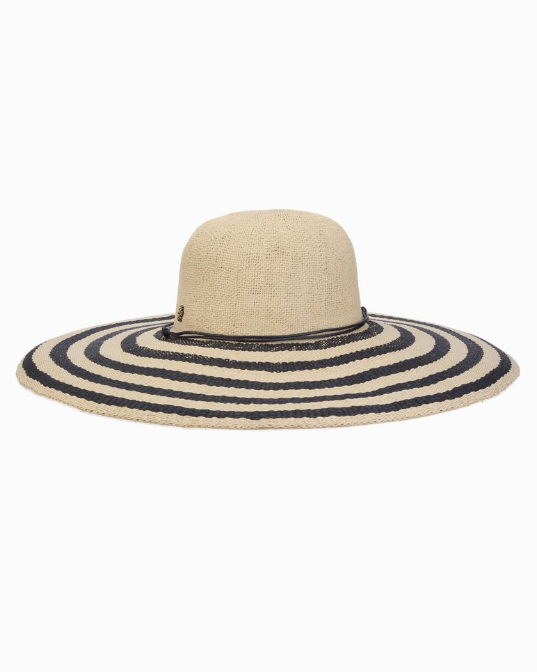 Main Image for Oceanview Stripe Wide Brim