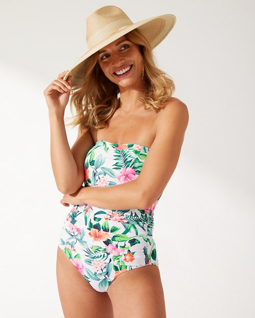 Deluxe Palm Braid Safari Hat