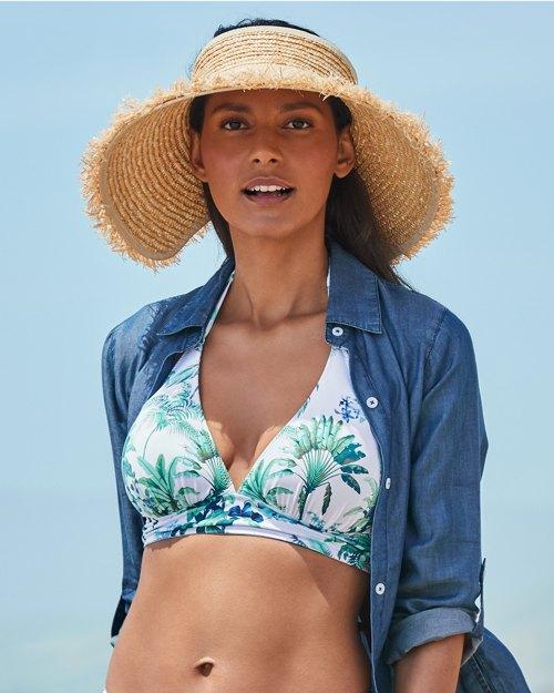 Wheat Braid Visor