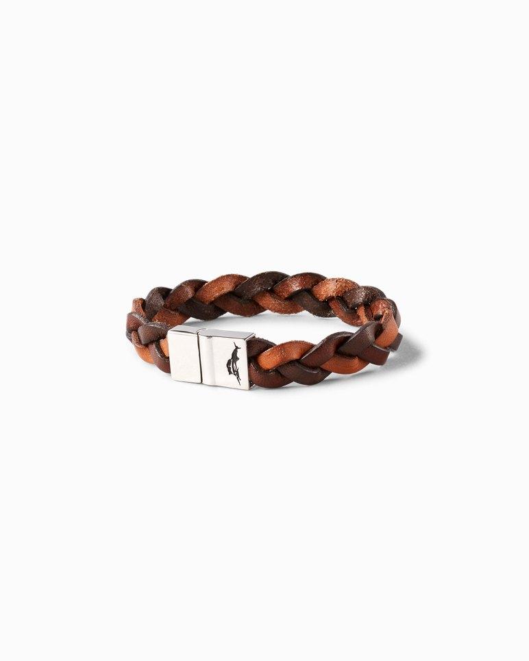 Main Image for Multi Braided Leather Bracelet