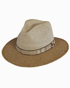 Woven Paper Bangkok Hat