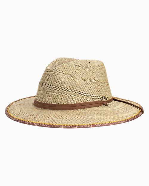 Deluxe Rush Straw Hat