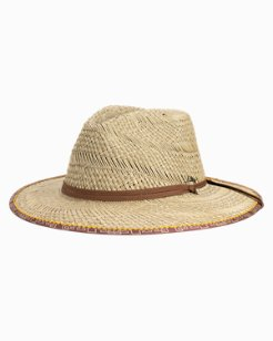 Deluxe Rush Straw Hat
