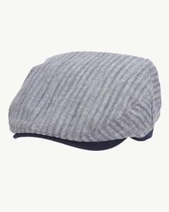 Mare Linen-Blend Cap
