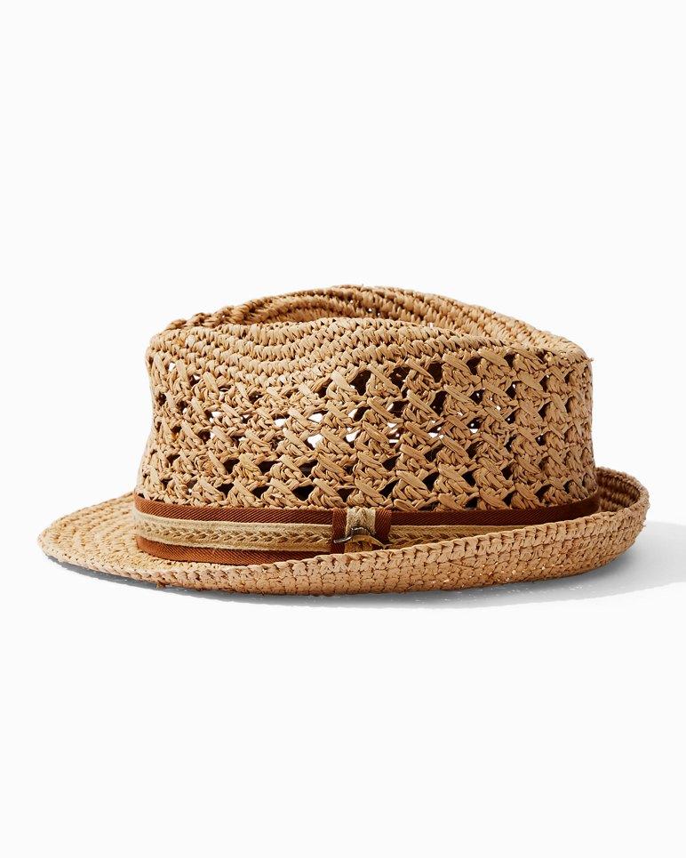 Main Image for Crocheted Raffia Hat