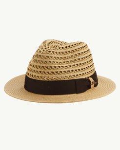 Deluxe Paper Braid Safari Hat