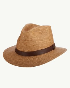 Matte Straw Safari Hat